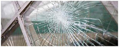 Upper Norwood Smashed Glass